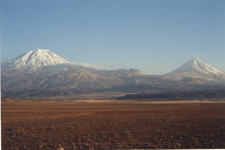 Greater & Lesser Mount Ararat